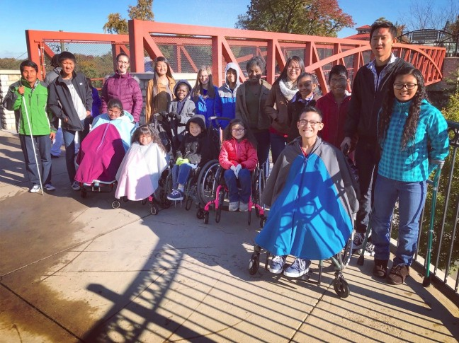 The Rosenow family visit the zoo (October 2017)
